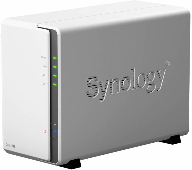 "Serveris ""Synology DS218j"""